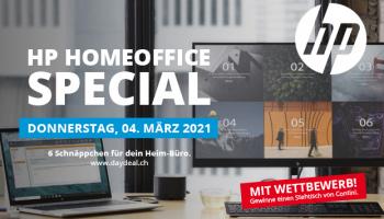 HP Homeoffice-Special bei Daydeal, morgen ab 9 Uhr