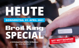 Broil King Special bei Daydeal