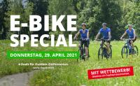 E-Bike Special bei Daydeal ab 9 Uhr