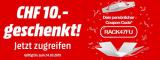 Media Markt CHF 10.- Rabatt ab MBW CHF 100.-