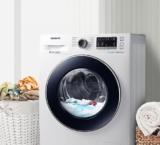 DayDeal: Wasch-Trockenautomat Samsung WD80M4A53JW/WS für 539.- CHF