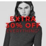 30% auf ausgewählte Artikel bei YOOX, z.B. WOOD WOOD Casual trousers für EUR 98.- statt EUR 140.-