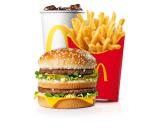 Gratis McDonald's Menu (mit aktiver Poinz App)