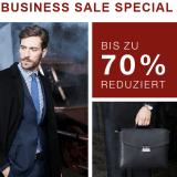 Bis zu 70% auf Businesskleidung bei Outletcity Metzingen, z.B. TIGER OF SWEDEN High Waist-Hose 'Essie' für CHF 83.90 statt CHF 189.-