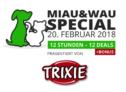Heute gültig: Miau- & Wau-Special bei Daydeal am 20. Februar