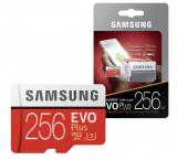 microSDXC-Karte Samsung Evo+ 256 GB bei DayDeal