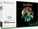 Microsoft Xbox One S 1TB Sea of Thieves Bundle bei melectronics