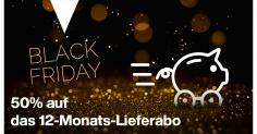 50% Rabatt auf Migros Online Lieferabo