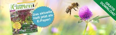 """Gratis """"Mein schöner Garten"""" als E-Paper"""