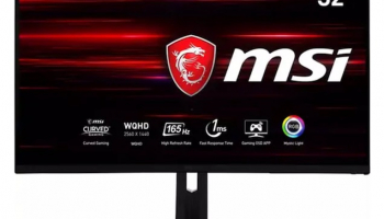 MSI Optix MAG322CQR-002 Monitor bei digitec