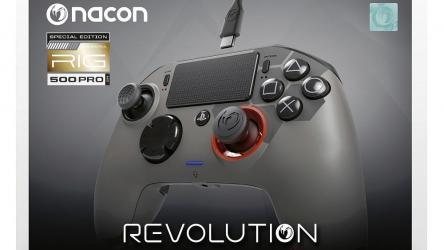 PS4/PC Controller Nacon Gaming Revolution Pro 2 RIG Edition bei amazon.de