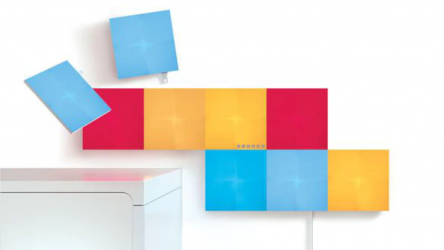 Nanoleaf Canvas Smarter Kit bei Digitec