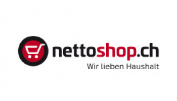 Nettoshop neuer CHF 20 Gutschein ab MBW CHF 200
