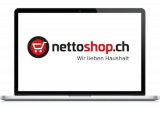 nettoshop.ch: 10.- Rabatt ab einem Einkauf von 50.-