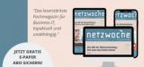 Gratis Jahresabo E-Paper Netzwoche – Das leserstärkste Fachmagazin für Business-IT (keine automatische Verlängerung oder Kaufzwang)