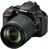 Nikon D5600 18-105mm VR inkl. Tasche + Speicherkarte bei melectronics