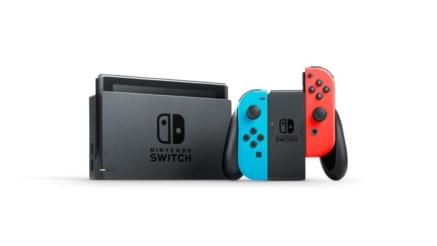 Nintendo Switch mit 20x Cumulus Punkte bei melectronics.ch