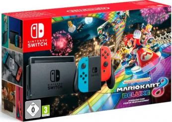 Nintendo Switch Bundle inkl. Mario Kart 8 Deluxe