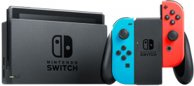 Nintendo Switch mit 20x Cumulus Punkte bei Melectronics