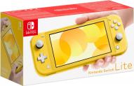 Nintendo Switch Lite Gelb bei melectronics (Verpackung geöffnet, sonst neu)