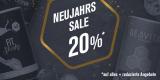 nu3 NEUJAHRSSALE: 20% & 30% Rabatt