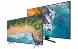 Samsung TVs 40NU7190 und 55NU7400 für CHF 949.- bei Brack