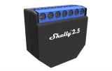 WLAN-Schaltaktor Shelly 2.5 WiFi-Switch und Rollladenaktor