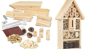 Pearl gratis Artikel: Insektenhotel-Bausatz