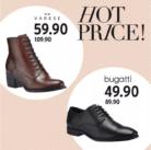Ochsner Shoes Saisoneröffnung: 20 Franken Rabatt ab 100 Franken MBW