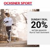 Nur heute: 20% auf das Lauf- und Fitness-Sortiment bei Ochsner Sport, z.B. Asics GT Xpress Damen Laufschuh für CHF 135.90 statt CHF 169.90