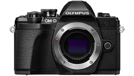 Olympus OM-D E-M10III Body Black + 45mm F1.8 bei Foto Zumstein