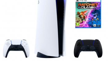 Sony PS5 Bundle inkl. Controller Midnight Black + Ratchet & Clank