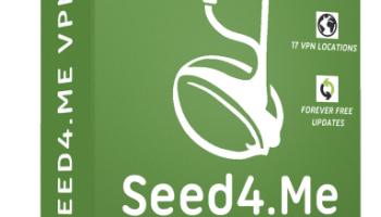 Kostenloses VPN für 6 Monate bei Seed4me