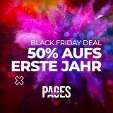 Black Friday Deal bei Pages.ch: 1 Jahr Website Builder für nur 49.- inkl. Hosting & SSL Verifizierung
