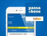 10x Superpunkte für den Einkauf mit der Passabene App bei Coop