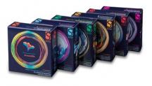 Gemischte Tüte: BeSafe® 144 Condome (Bulk Pack)