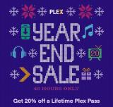 Year End Sale bei Plex