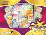 Pokémon Alakazam V Box Englisch bei melectronics