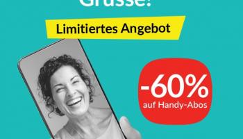 Yallo: 60% Rabatt auf Handy Abos zum Muttertag!