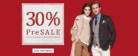 30% Pre-Sale Rabatt bei PKZ
