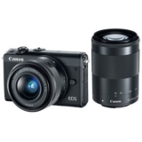 CANON EOS M100, 15-45mm IS STM + 55-200mm IS STM & CHF 60 CashBack bei brack