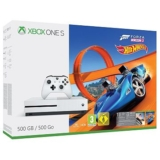 Hammer Xbox One S 500GB inkl. Forza Horizon 3 mit Hot Wheels DLC