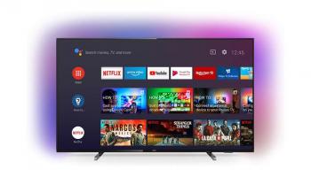 Fernseher der Philips PUS7805-Reihe (mit Ambilight) bei Mediamarkt