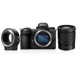 Nikon Z 7 Kit 24-70mm f/4 S + FTZ Objektivadapter bei melectronics