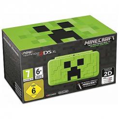 NINTENDO New 2DS XL Minecraft Creeper Edition bei digitec für 163.- CHF
