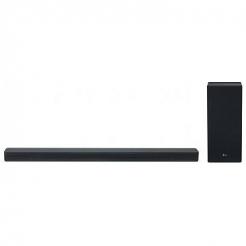 LG ELECTRONICS SK6F, 2.1-Kanal High Resolution Audio Soundbar mit Wireless Subwoofer bei Ackermann für 249.- CHF