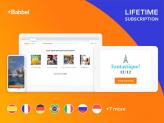 Babbel (Lifetime + alle Sprachen)