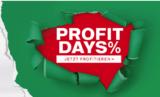 Profit Days bei Dosenbach – günstige Sommerschuhe