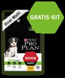 Gratis Welpen-Kit von Purina Pro