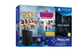 SONY Playstation 4 Slim 500 GB Jet Black inkl. PlayLink Bundle bei Microspot